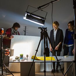 Filmmaking - David Salaices - Workshop - Communication Design Labs - IED Madrid