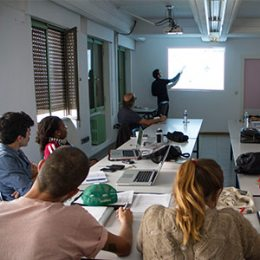 The Art of Noise - Pep Torres - Workshop - Communication Design Labs - IED Madrid