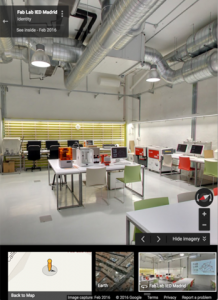 Tour Virtual Fab Lab