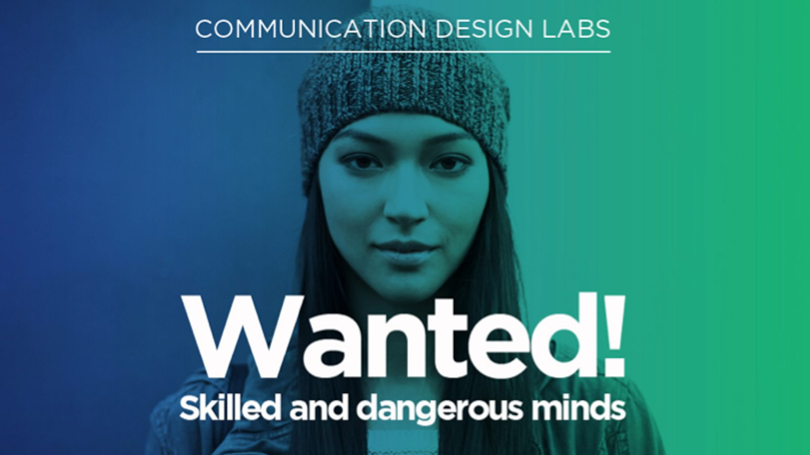 Master of Communication Design Labs