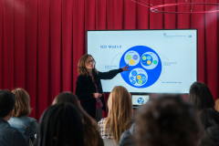 Introweek de los Masters of Design and Innovation 2018