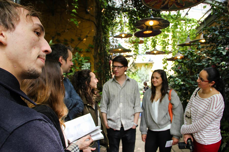 Viaje a Milán - Master of Product Design Labs 2016