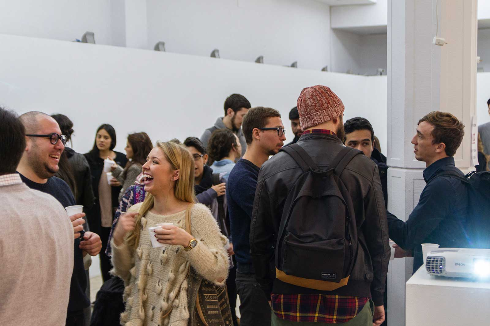 Inauguración de los Masters of Design and Innovation 2016