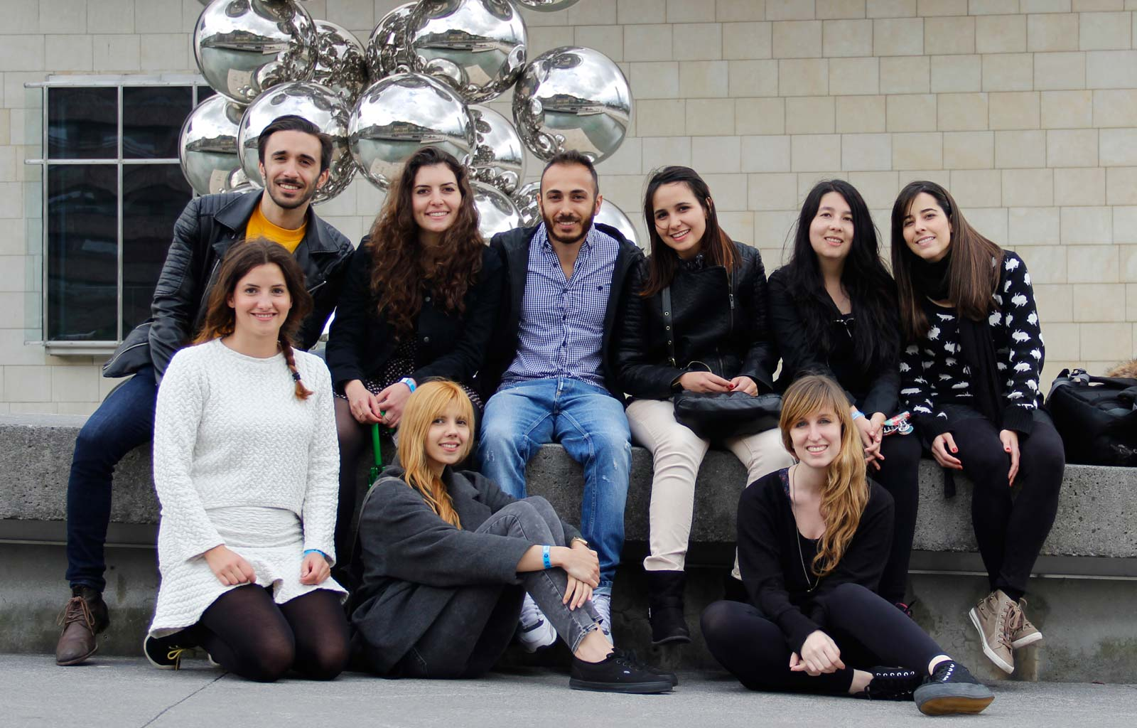 Experiencias vividas durante el Master of Communication Design Labs