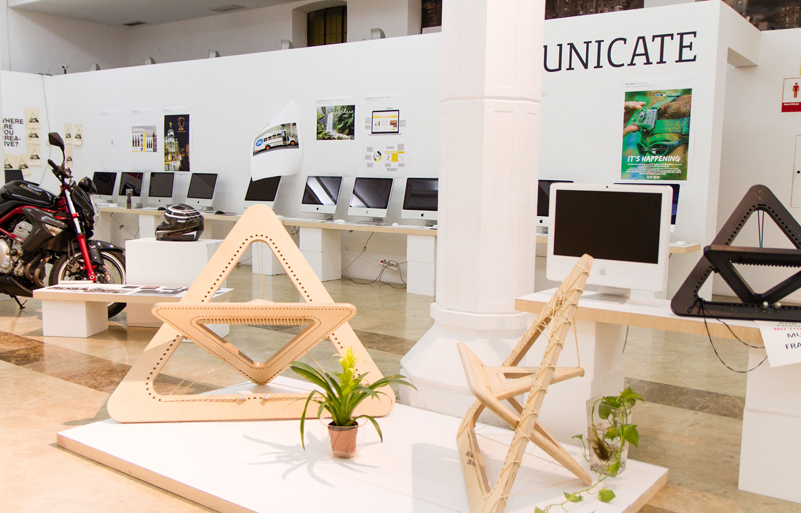"""Why not Design?"", exposición final de los Masters of Design and Innovation 2015"