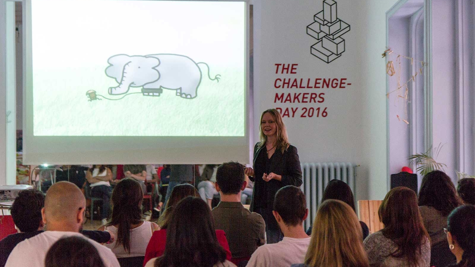 The Masters of Design and Innovation enjoyed a new edition of The Challengemakers Day