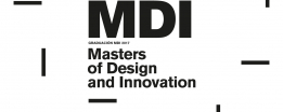 Exhibit of the Solo Projects of the Masters of Design and Innovation 2017