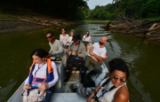 Trip to Amazonas of the Masters of Design and Innovation 2017