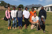 2017 - Trip to South Africa of the Masters of Design and Innovation