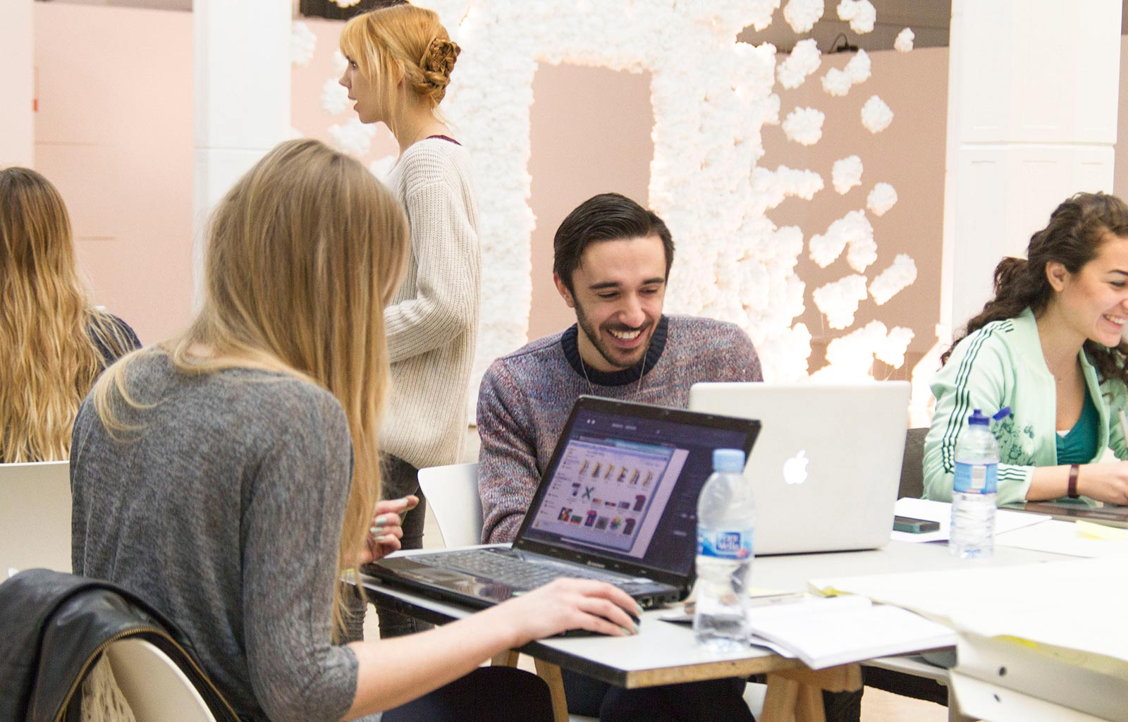 Moments and experiences of the Master of Communication Design Labs