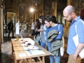 European and Product Design Labs 2015 at Palazzo Clerici's Exhibition in Milan