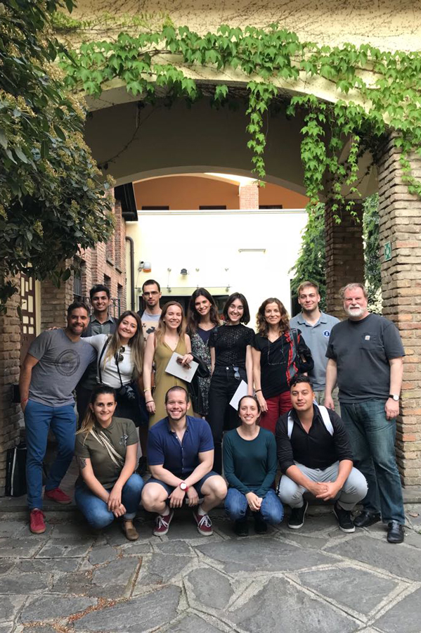 Trip to Milan of the Master of Product Design Labs